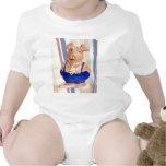 Hucha del oeste nacional trajes de bebé