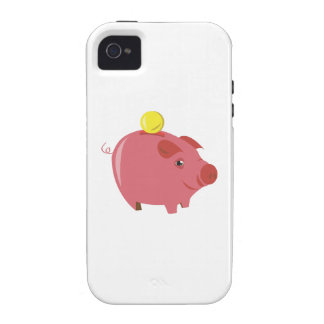 Hucha Case-Mate iPhone 4 Fundas