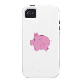 Hucha iPhone 4 Carcasas