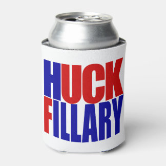 """HUCK FILLARY"" CAN COOLER"
