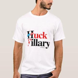 Huck Fillary Symbol - Anti Hillary png.png T-Shirt
