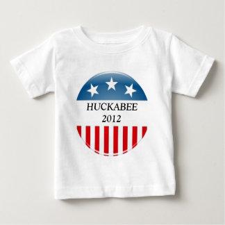 Huckabee 2012 baby T-Shirt