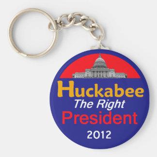 HUCKABEE 2012 Keychain