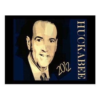 Huckabee 2012 Postcards
