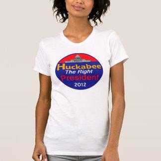 HUCKABEE 2012 T-Shirt Shirt