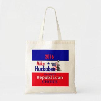 HUCKABEE 2016 BAG