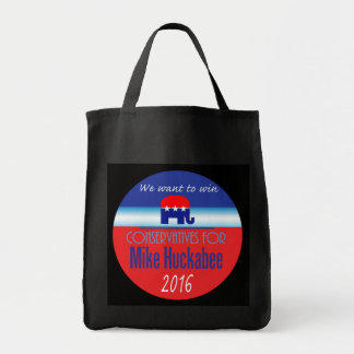 HUCKABEE 2016 BOLSAS