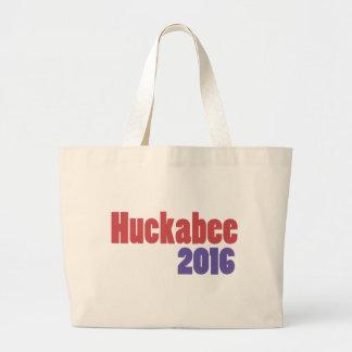 Huckabee 2016 bolsa tela grande