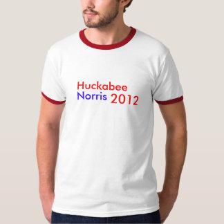 Huckabee, Norris, 2012 T-Shirt