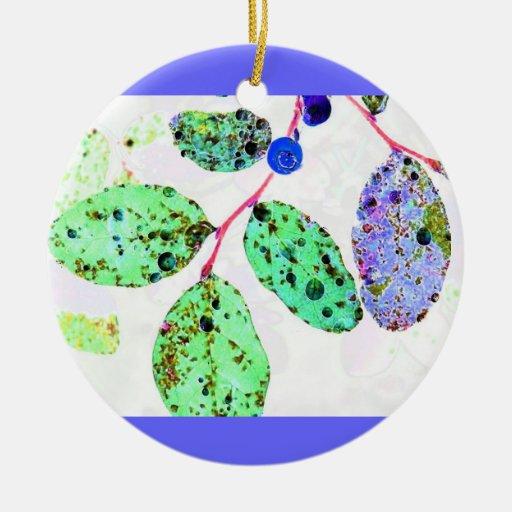 Huckleberries Christmas Tree Ornaments