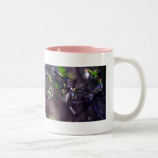Huckleberry Blossoms Mug