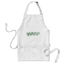 Huckleberry branch adult apron