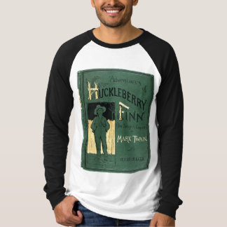 Huckleberry Finn Remera
