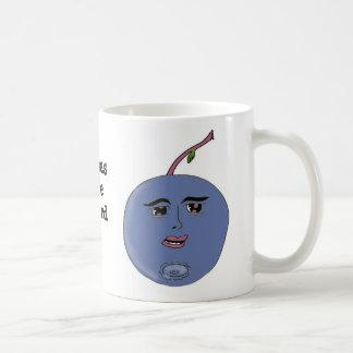 Huckleberry Hank Classic White Coffee Mug