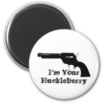 Huckleberry Magnet