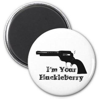 Huckleberry Magnet