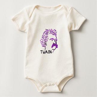 Huckleberry Twain Baby Bodysuit