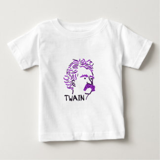 Huckleberry Twain Baby T-Shirt