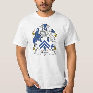 Hucks Family Crest T-Shirt