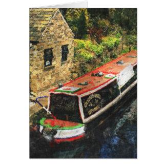 Huddersfield Canal Card