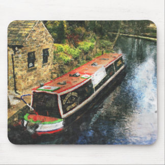 Huddersfield Canal Mouse Pad