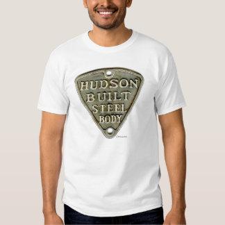 Hudson Built Steel Body / Hudnut Shirt