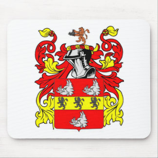 Hudson Coat of Arms Mouse Pad