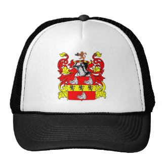 Hudson Coat of Arms Trucker Hat