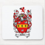 HUDSON FAMILY CREST -  HUDSON COAT OF ARMS MOUSE PAD
