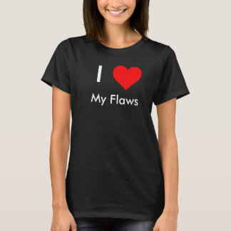 Hudson Henry (I Love My Flaws) T-Shirt