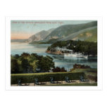 Hudson Highlands from West Point, NY 1911 Vintage Post Cards