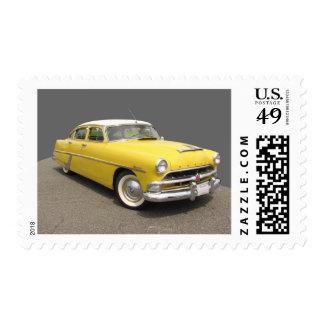 Hudson Hornet ~ stamp