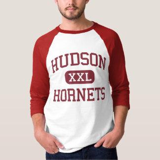 Hudson - Hornets - High School - Lufkin Texas T-Shirt