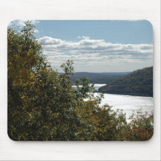 Hudson in Fall Mouse Pad
