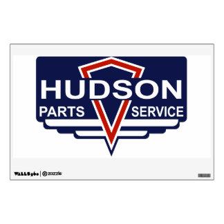 Hudson Parts & Service vintage sign Wall Decor