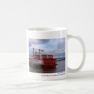 Hudson River Ferry Coffee Mug