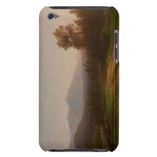 Hudson River Landscape, c.1860-5 (oil on canvas) Case-Mate iPod Touch Case