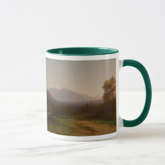 Hudson River Landscape, c.1860-5 (oil on canvas) Mug