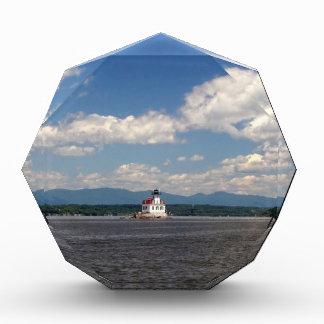 Hudson River Lighthouse Acrylic Award