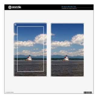 Hudson River Lighthouse Decal For Kindle Fire