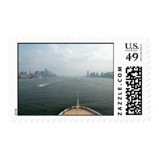 Hudson River Postage Stamps