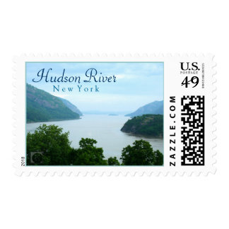 Hudson River West Point New York Postage