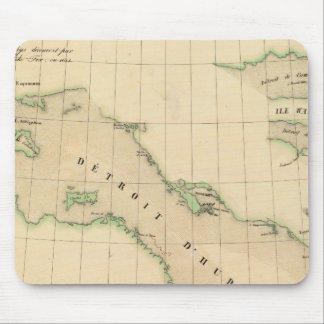 Hudson Straight 18 Mouse Pad