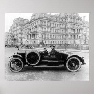 Hudson Super Six 1920 Posters