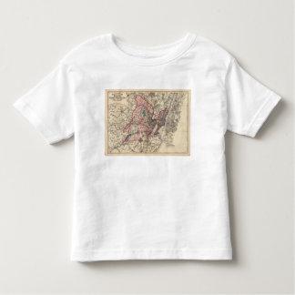 Hudson, Union, Essex Cos, NJ Tee Shirt