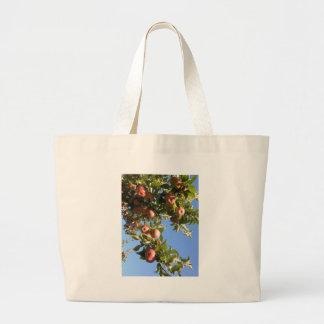 Hudson Valley Apples Jumbo Tote Bag