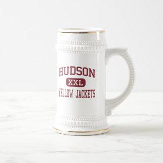 Hudson - Yellow Jackets - Middle - Lufkin Texas Beer Stein