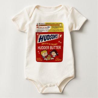 Hudson's Hudder Butter Bodysuit