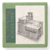 Hudsons on Woodward Avenue 1881 2001 Stone Coaster