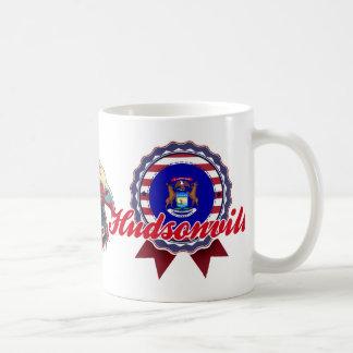 Hudsonville, MI Coffee Mug
